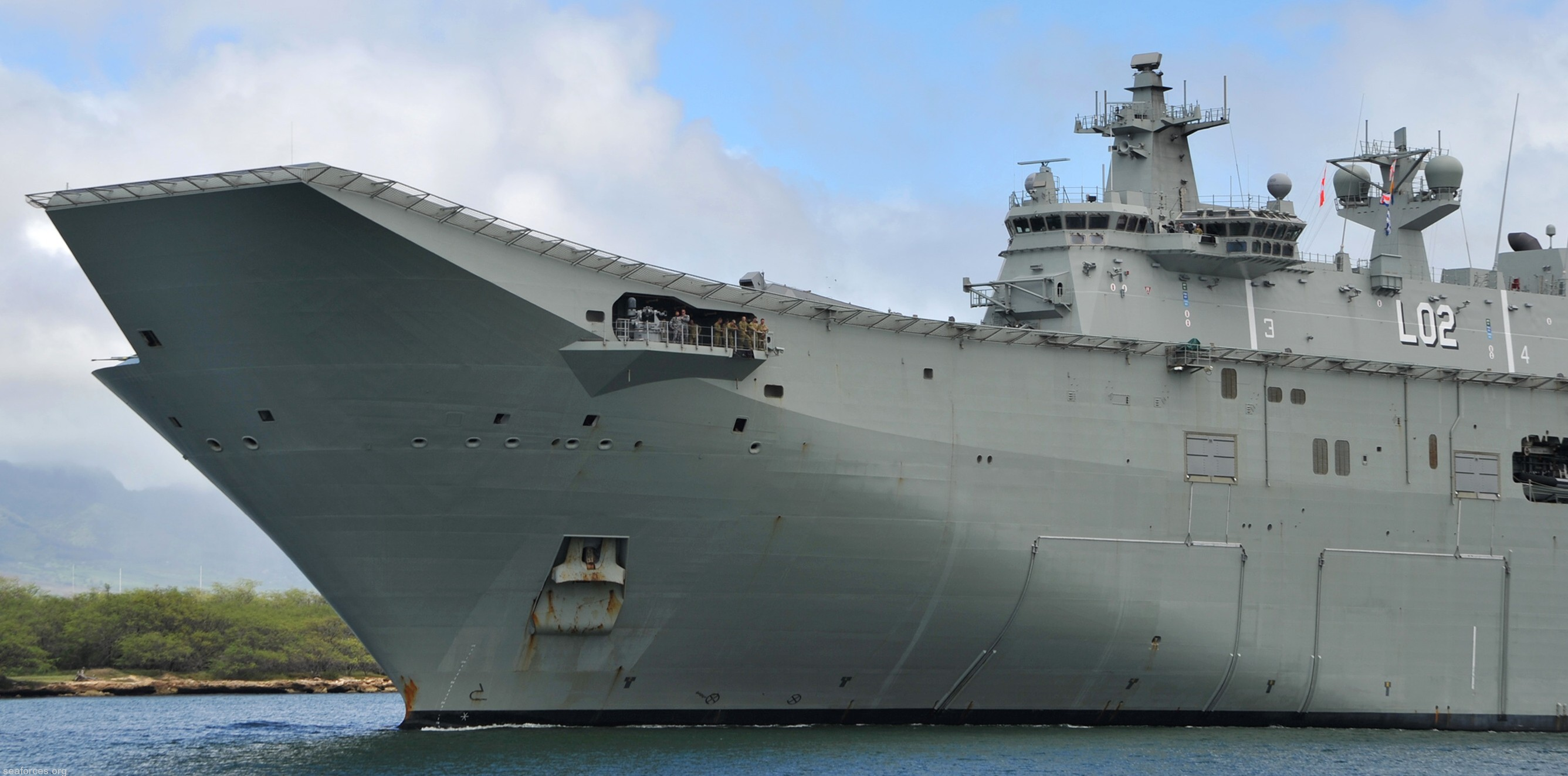 France S President Emmanuel Ron Delivers A Sch Onboard The Australian Aircraft Carrier Hmas Canberra In Sydney