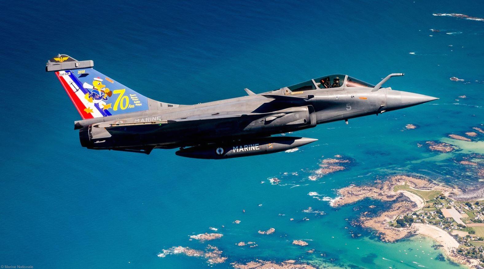 Dassault Rafale M French Navy Aeronavale Marine Nationale