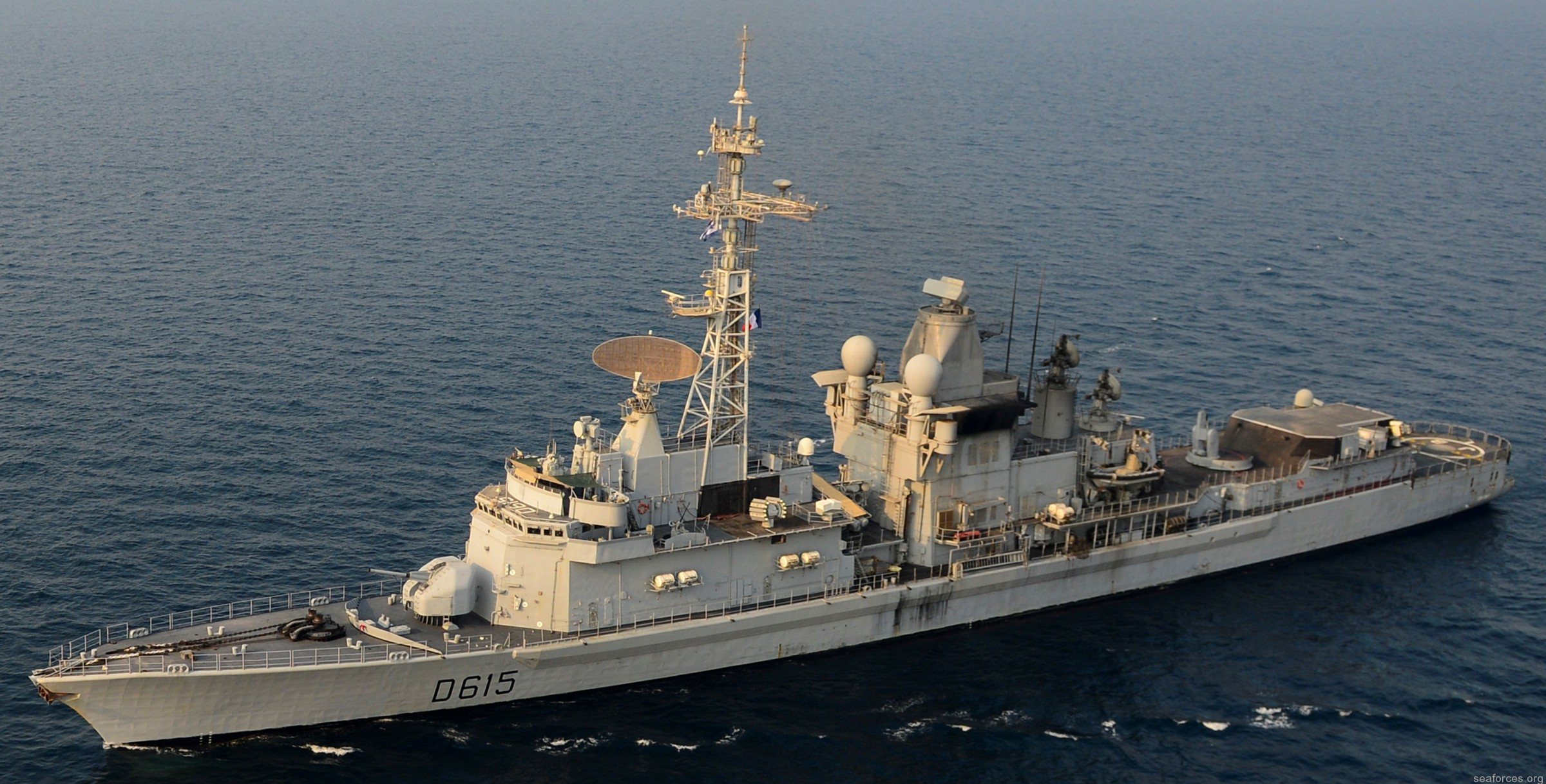 FS Jean Bart D-615 Frigate F70AA French Navy Marine Nationale