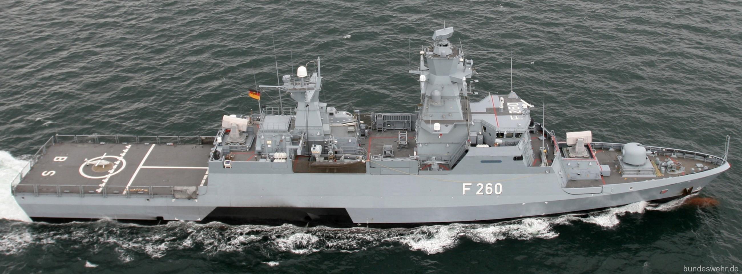 Type K130 Braunschweig class Corvette German Navy