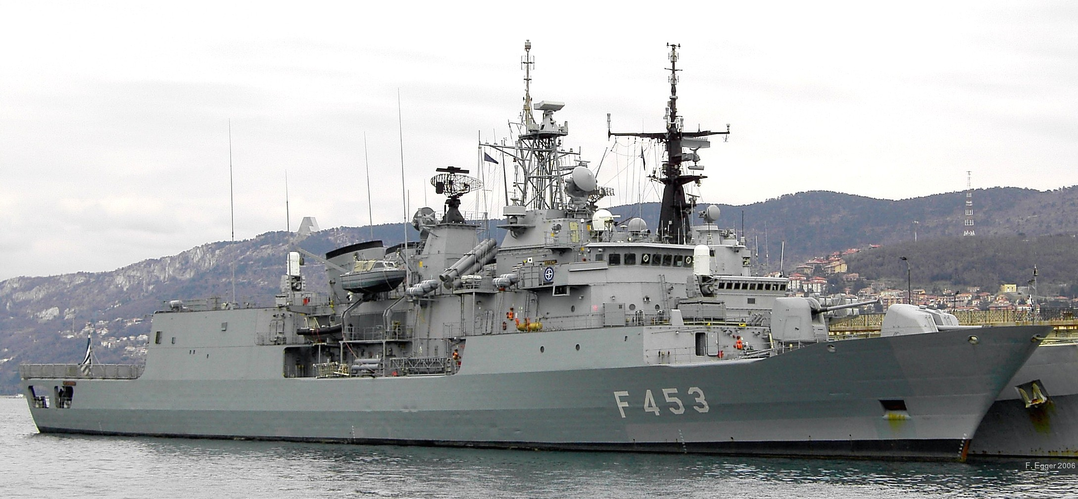 Hydra MEKO-200HN class Frigate Hellenic Navy