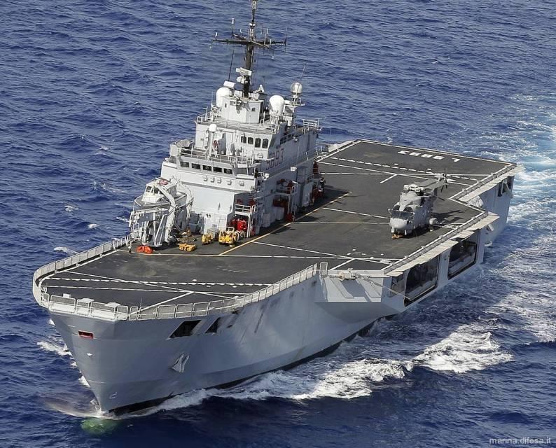 حاملات مروحيات lpd صنع ايطالي قريبا للقوات البحرية الجزائرية + صور للحاملة Image017