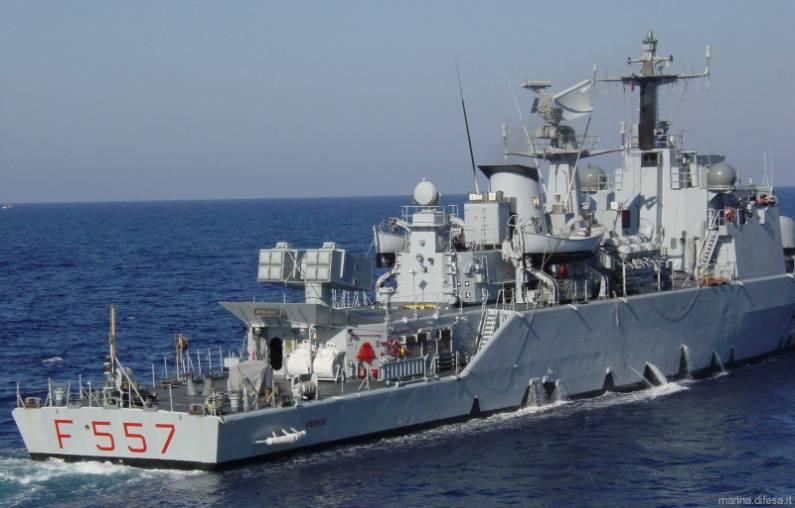 Minerva Class Corvette Italian Navy Marina Militare Italiana