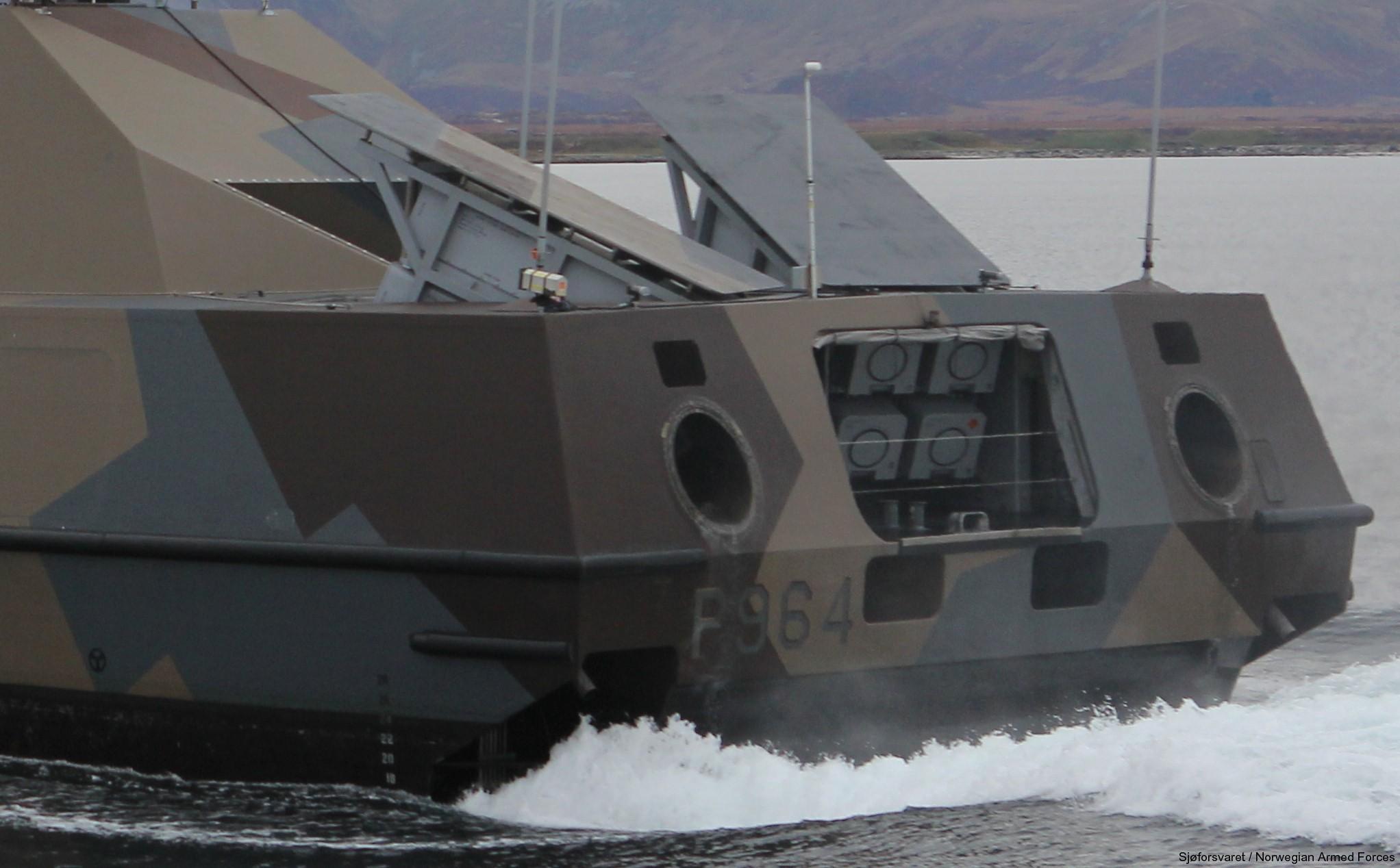 Skjold class Corvette Royal Norwegian Navy KNM HNoMS