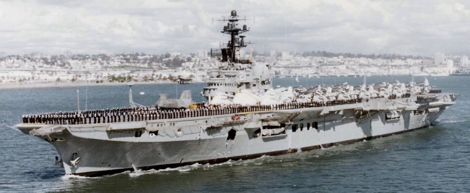Majestic class Aircraft Carrier - Royal Navy