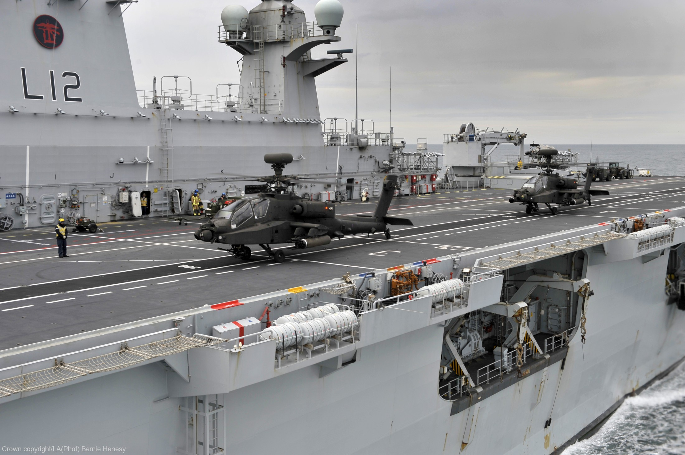 british apache helicopter with L 12 Hms Ocean on Incredible Military Photos Pt5 18 Pics furthermore 673sqn moreover Prince Harry Promoted Captain British Army Gets 7k Pay Rise likewise Close Call This Is It What The Footage Of The Ah 64d Crash In Afghanistan Says besides Watch.