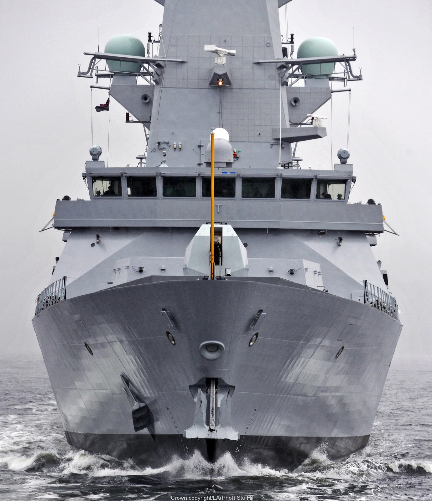 hms duncan d 37 type 45 daring class guided missile