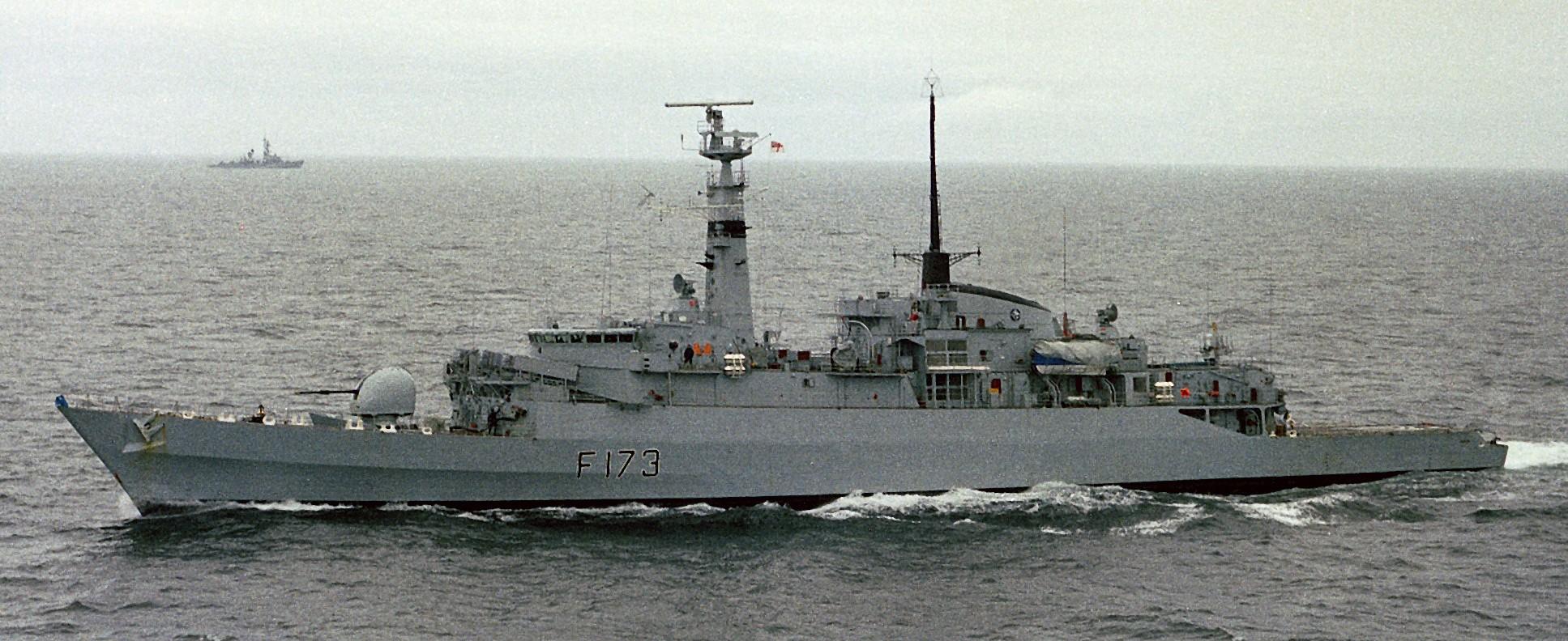 amazon class type 21 frigate royal navy