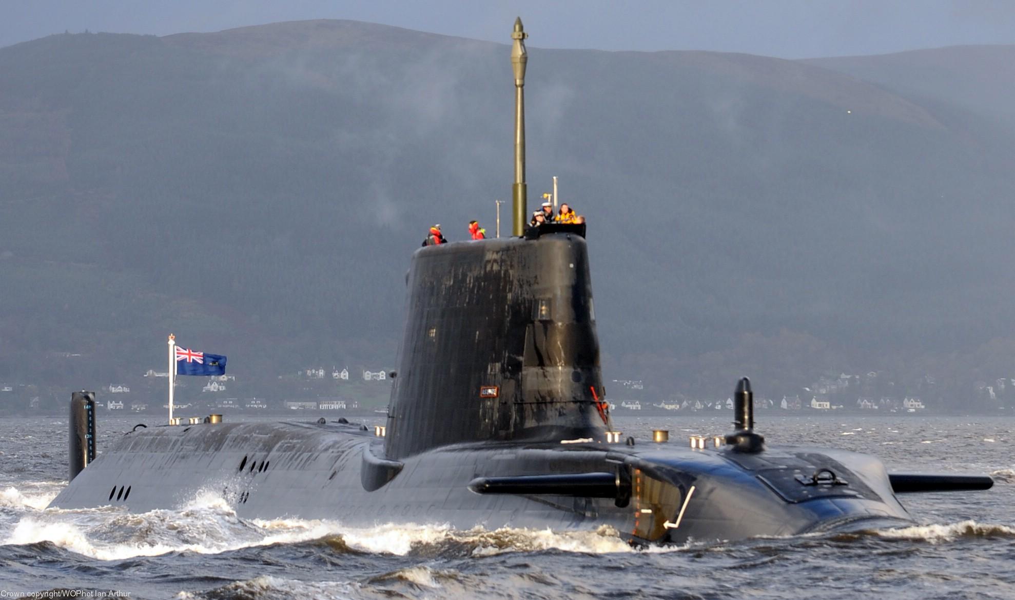 Resultado de imagen de HMS Astute