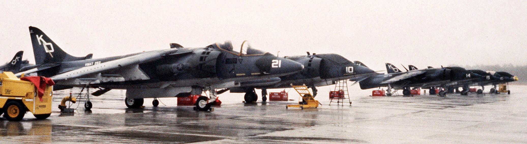 VMAT-203 Hawks Marine Attack Training Squadron USMC