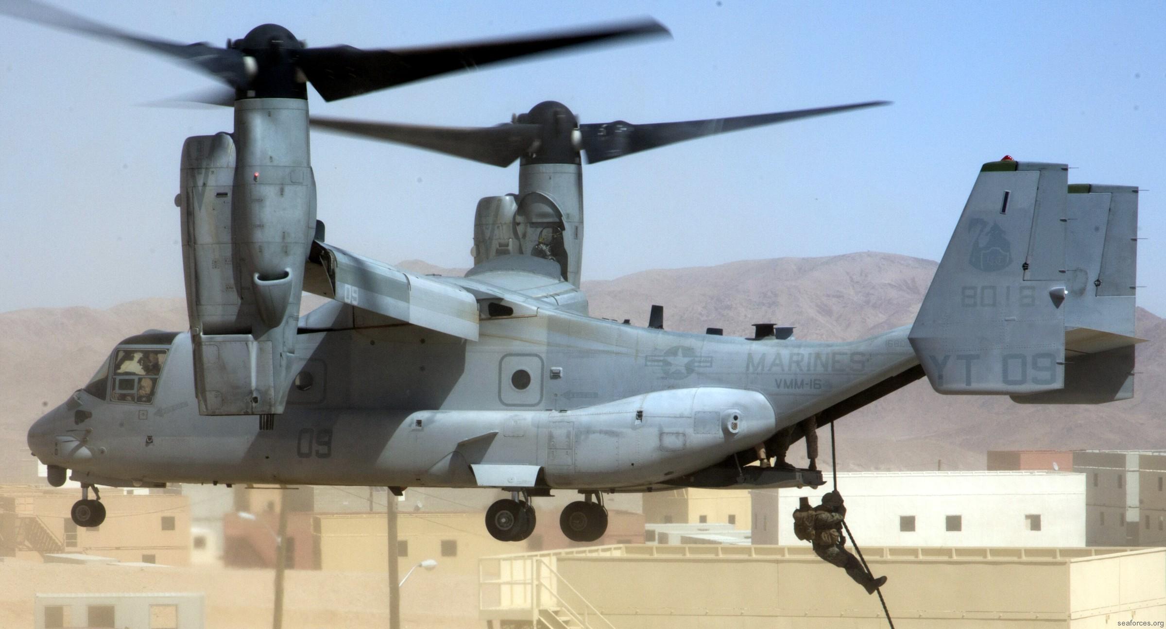 VMM-164 Knightriders Marine Medium Tiltrotor Squadron USMC