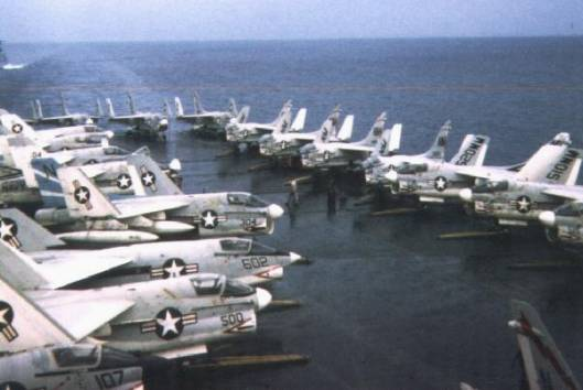 CVW-19 Carrier Air Wing 19 CARAIRWING NINETEEN - US Navy