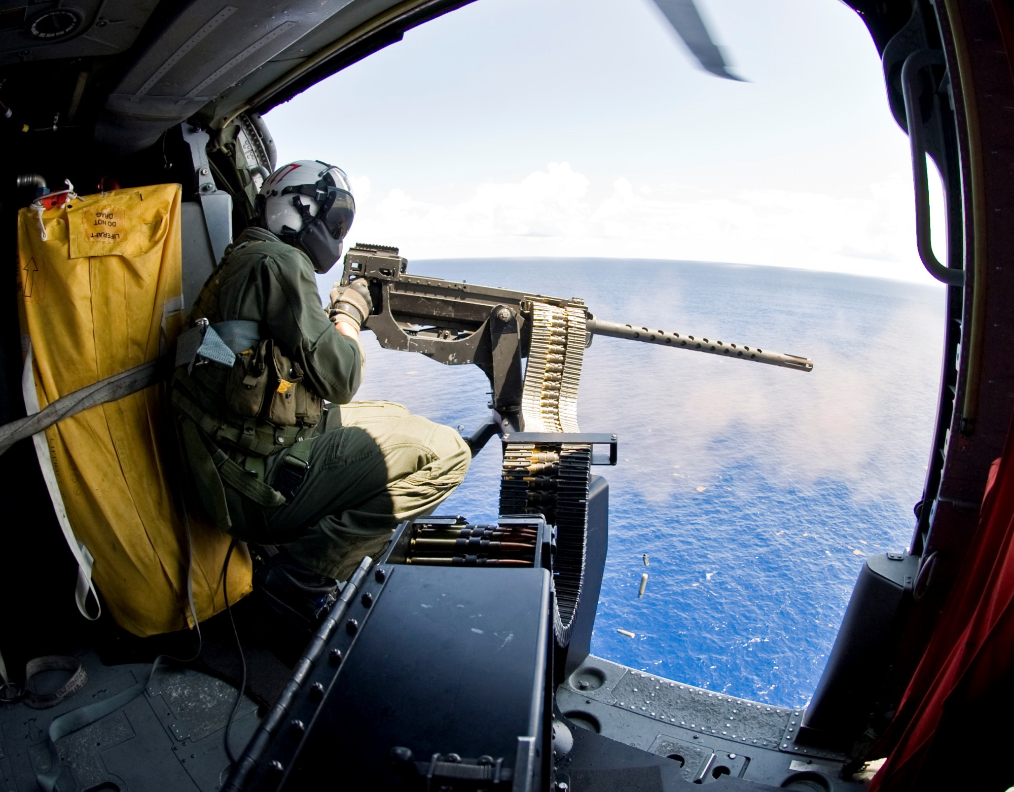 51 caliber machine gun