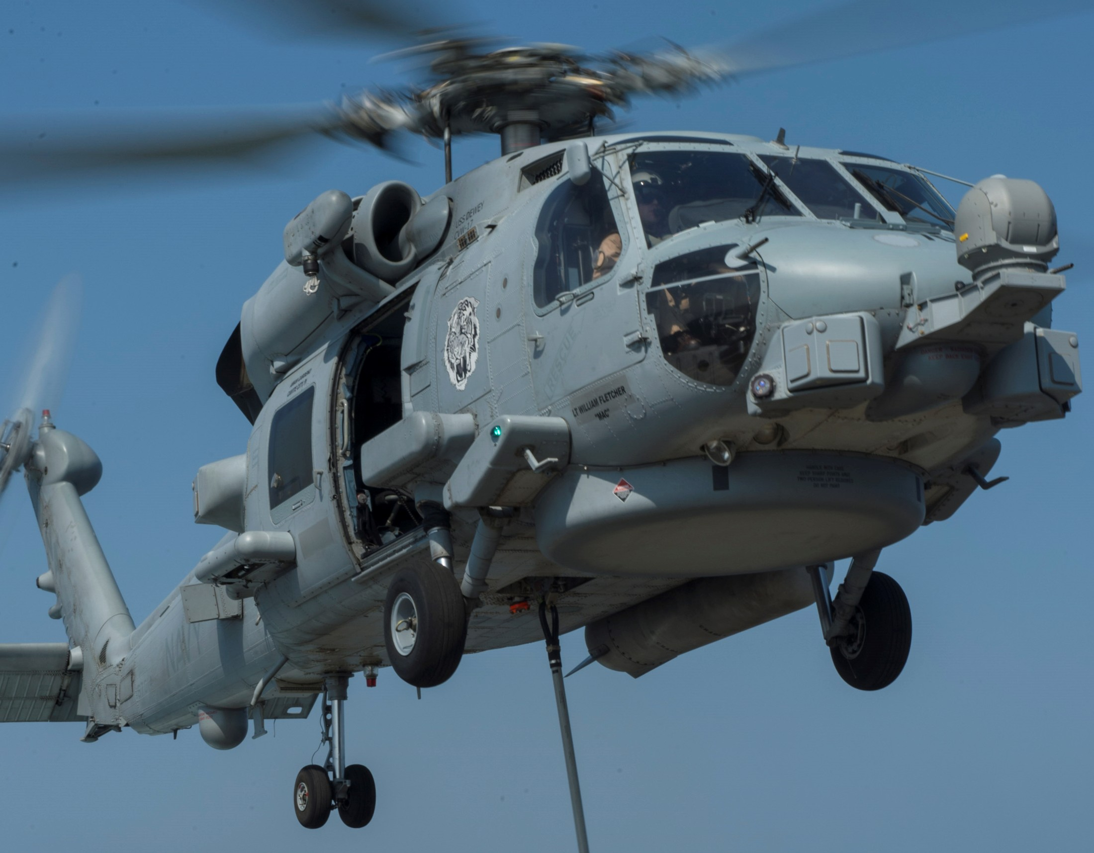HSM-73 Battlecats Helicopter Maritime Strike Squadron US Navy
