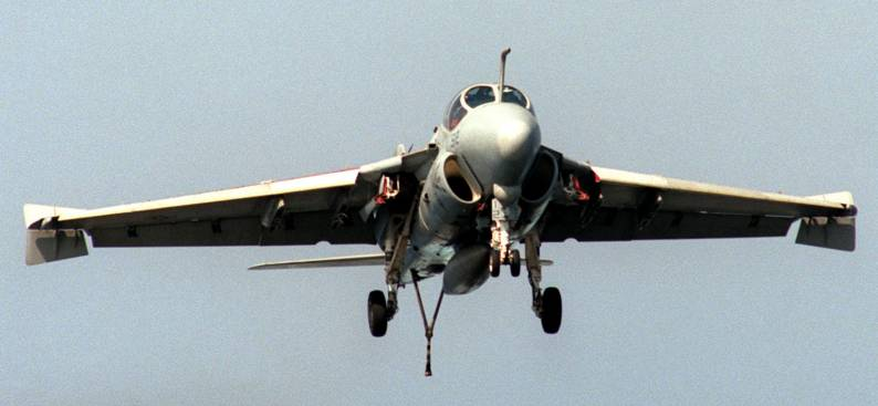 Grumman A-6 Intruder y EA-6B Prowler Image019
