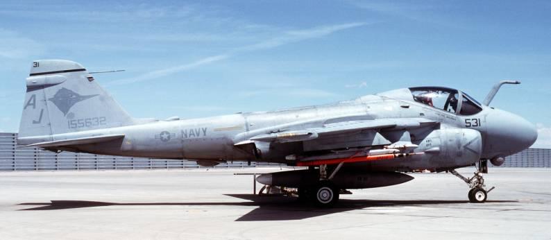 Grumman A-6 Intruder y EA-6B Prowler Image049