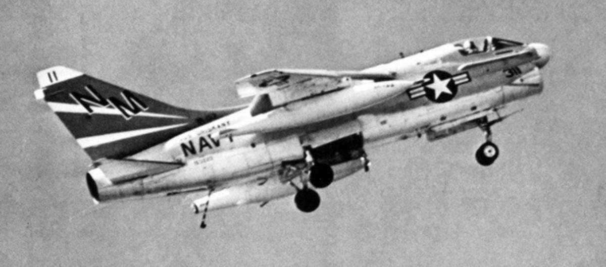 VA-153 Blue Tail Flies Attack Squadron US Navy Skyhawk Corsair