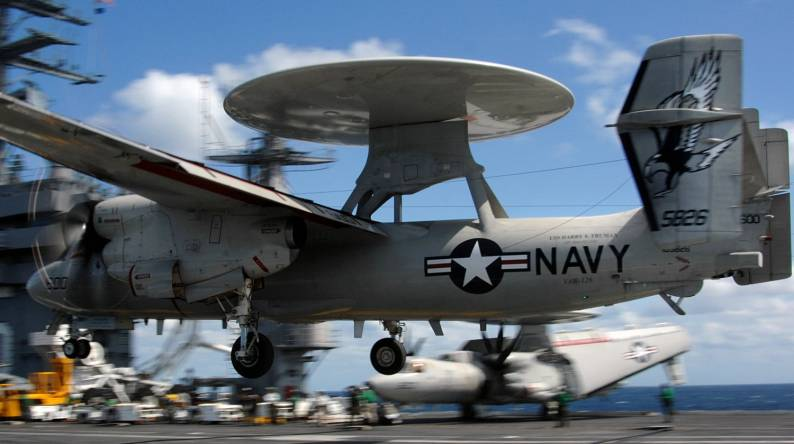 VAW-126 Seahawks Carrier Airborne Early Warning Squadron CARAEWRON US Navy