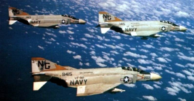 vf92 silver kings fighter squadron fitron nine two us navy