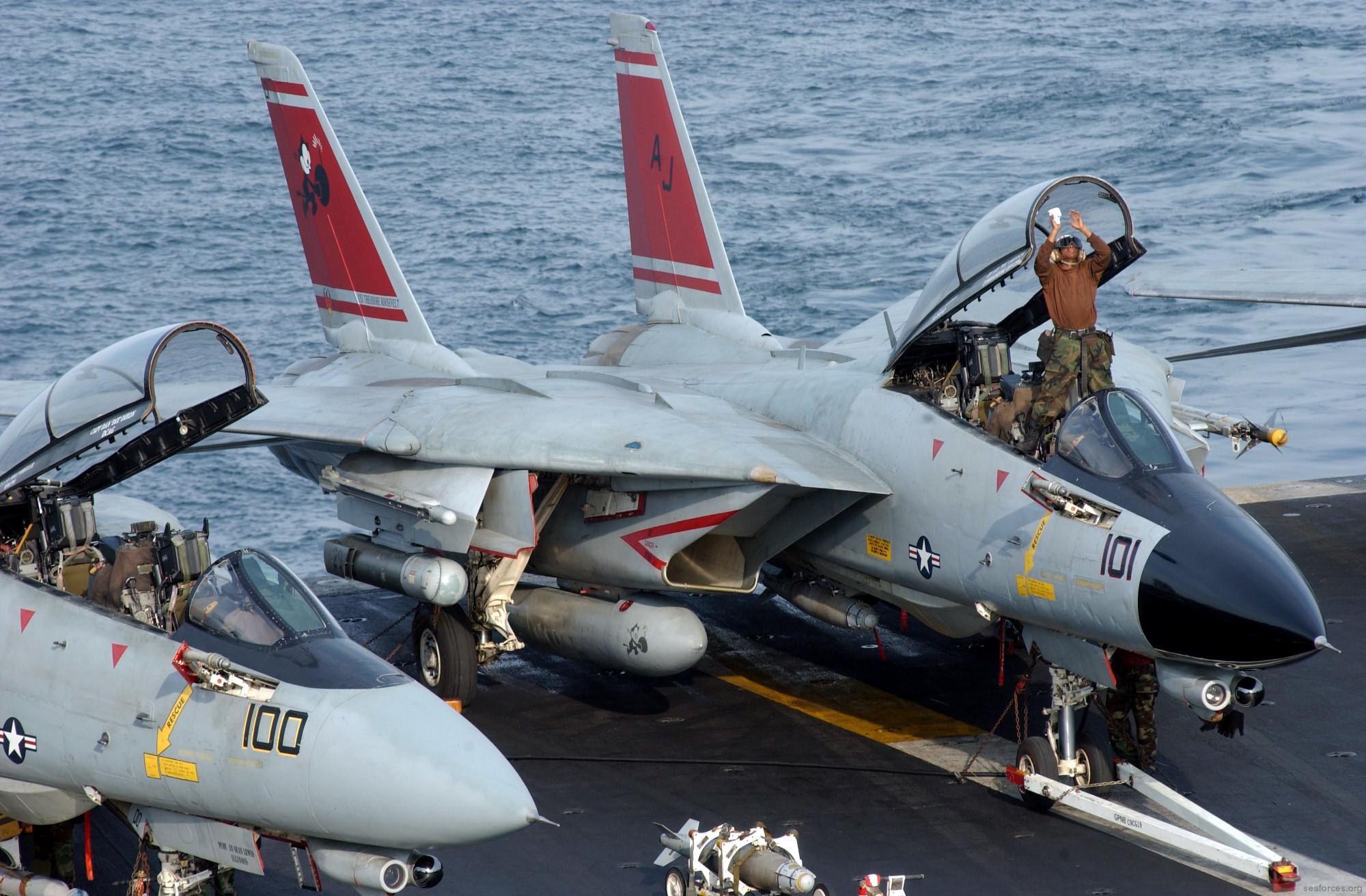 VF-31 TOMCATTERS PATCH F-14 TOMCAT Felix Red Version NAS OCEANA NAVY VFA USS
