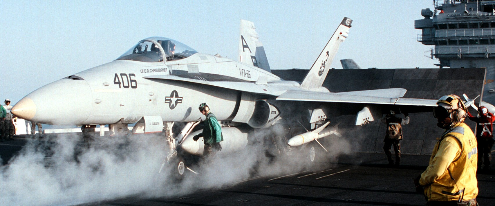 VFA-86 Sidewinders Strike Fighter Squadron US Navy