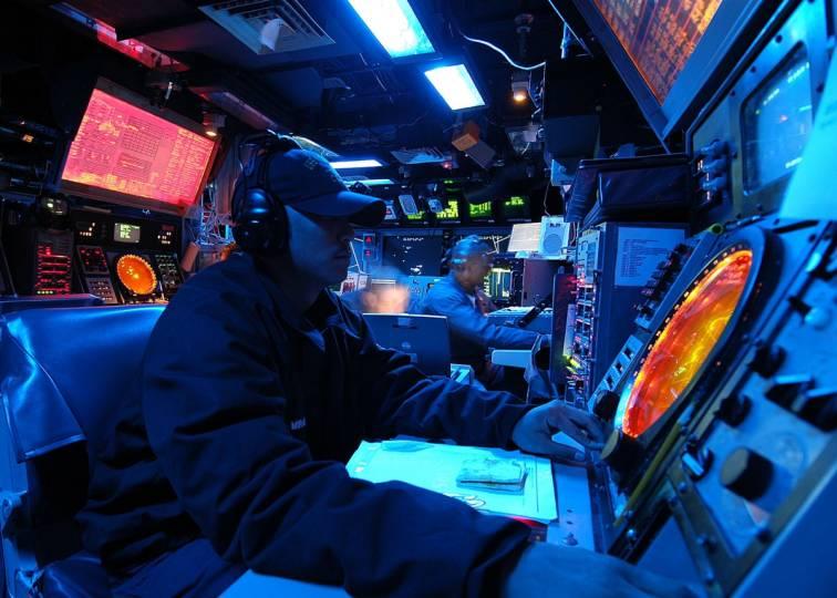 naval electronic technician