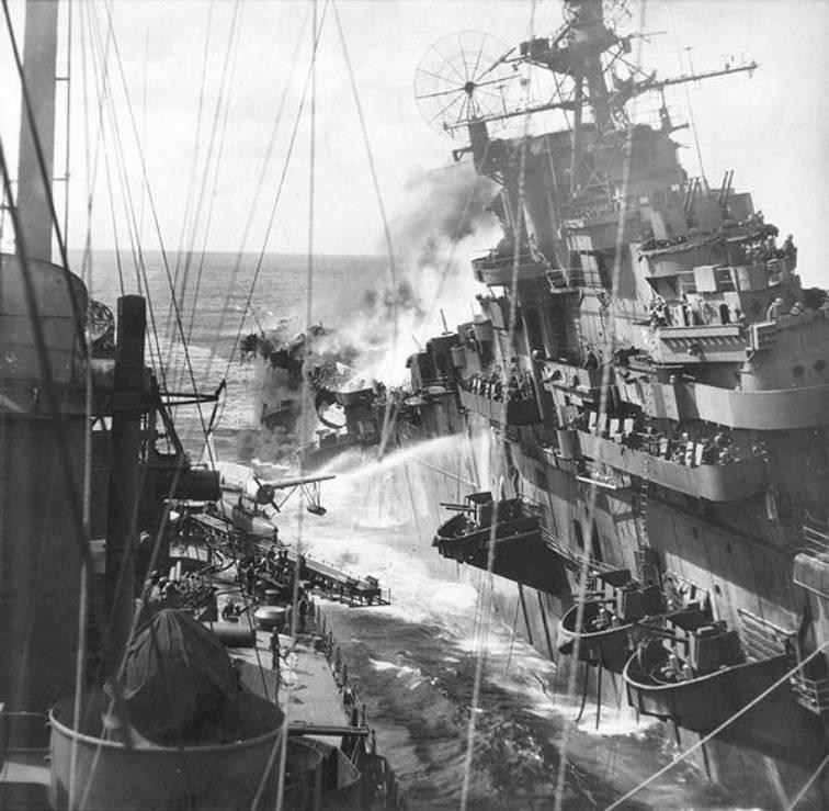 uss franklin cv cva cvs 13 essex class aircraft carrier us navy