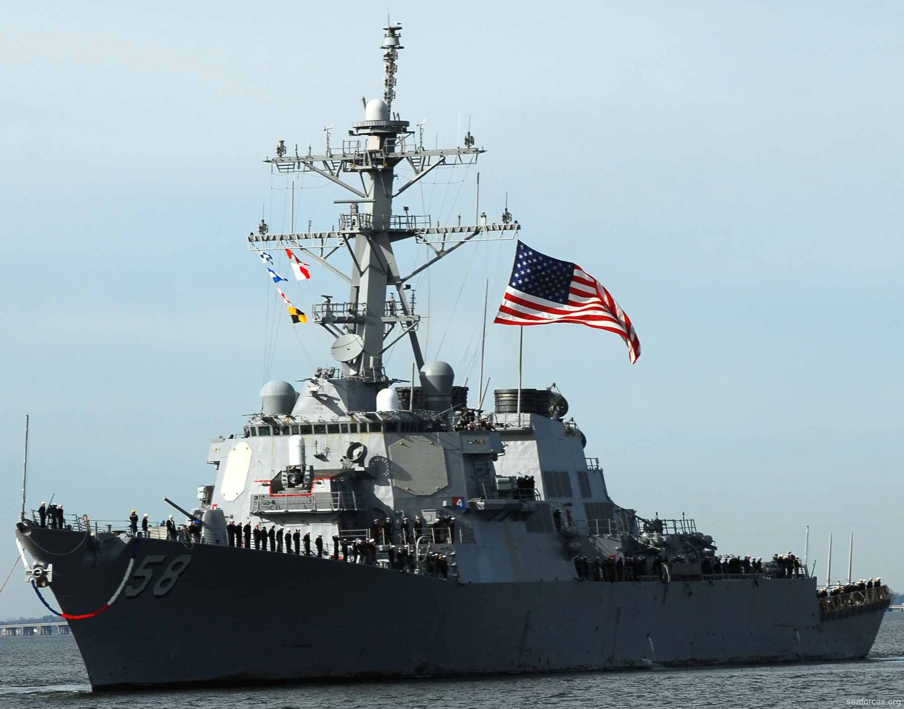 DDG-58 USS Laboon Patch