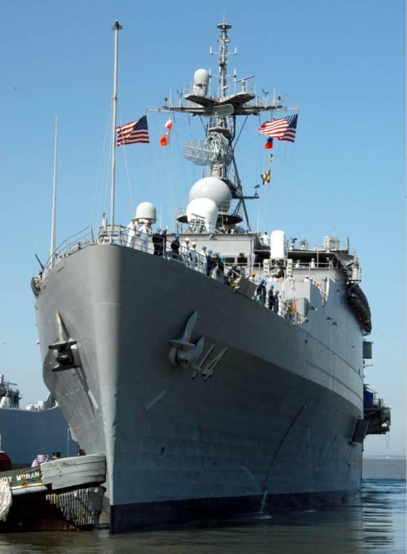 Lpd 17 Year Old Man Harbored His Runaway Juvenile: USS Trenton LPD 14 Austin Class Amphibious Transport Dock