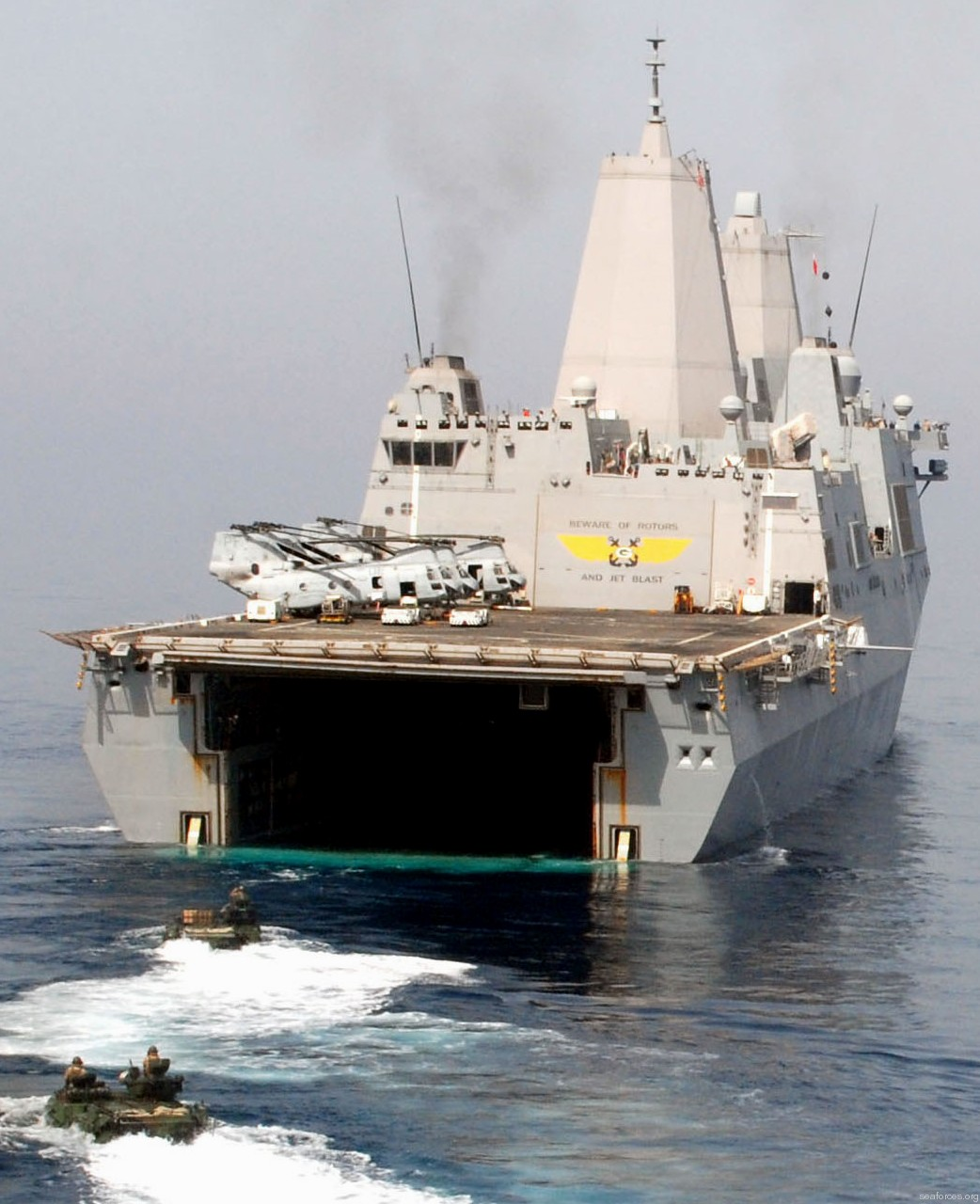 USS Green Bay LPD-20 Amphibious Transport Dock US Navy
