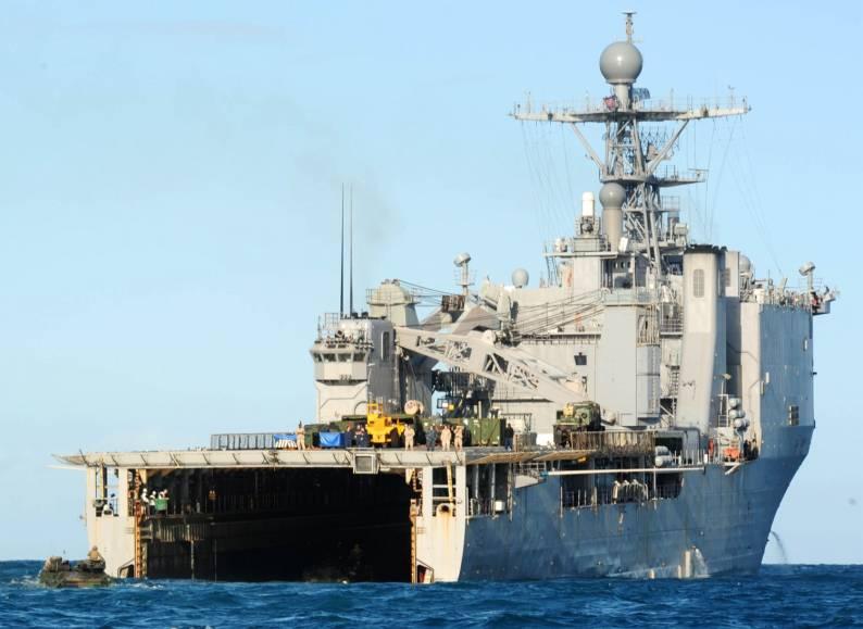 Full Force Diesel >> Whidbey Island class dock landing ship LSD US Navy