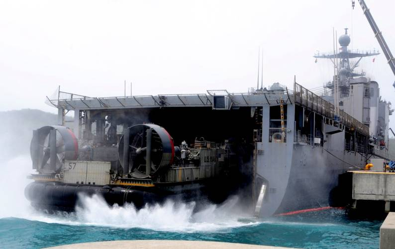 Full Force Diesel >> Whidbey Island class dock landing ship LSD US Navy