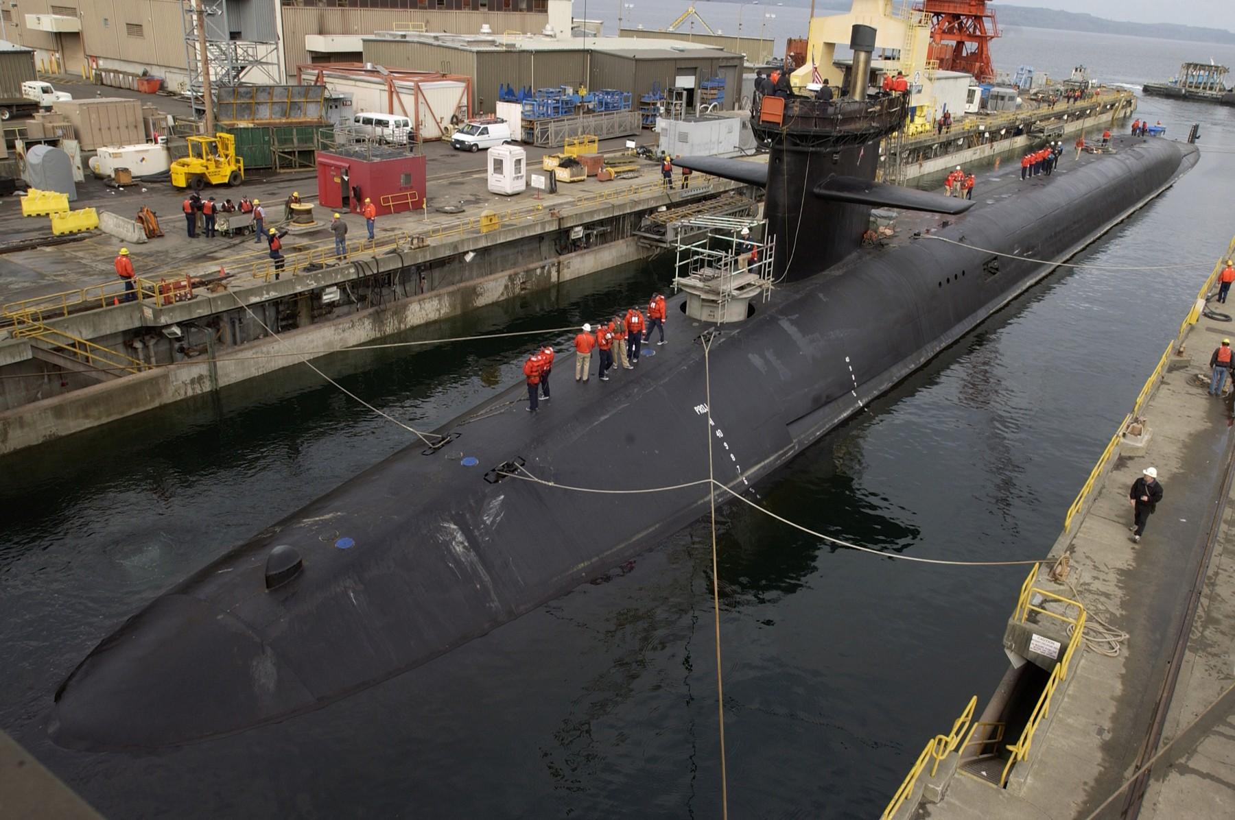 огая подводная лодка