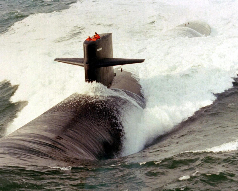 SSN-696 USS New York Patch