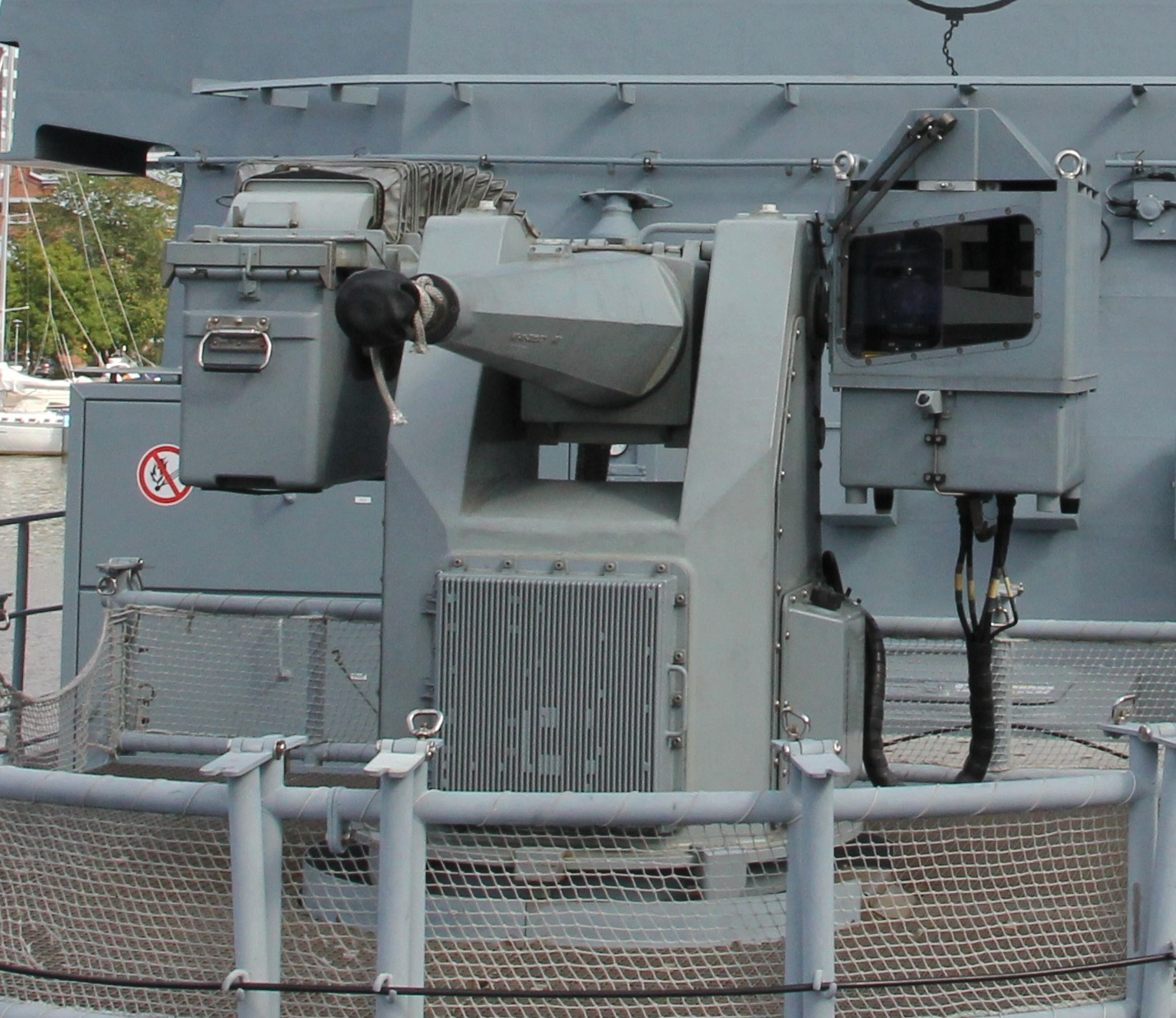 Mlg 27 27mm Machine Gun System German Navy