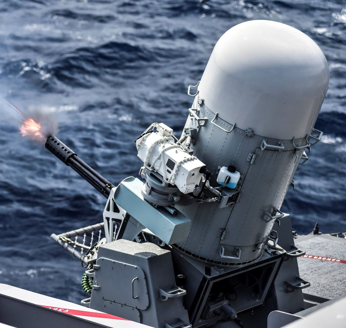 Missile Designation System