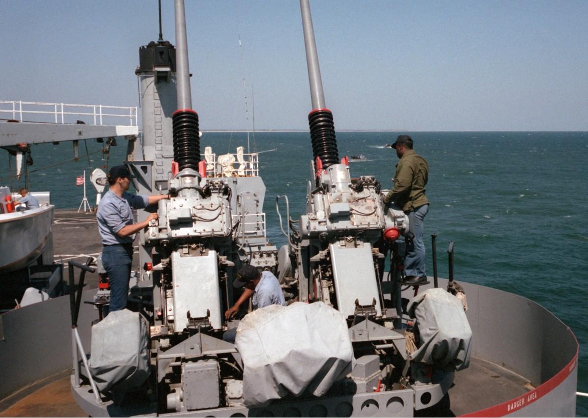 mk 33 3 50 caliber 3 inch naval gun system
