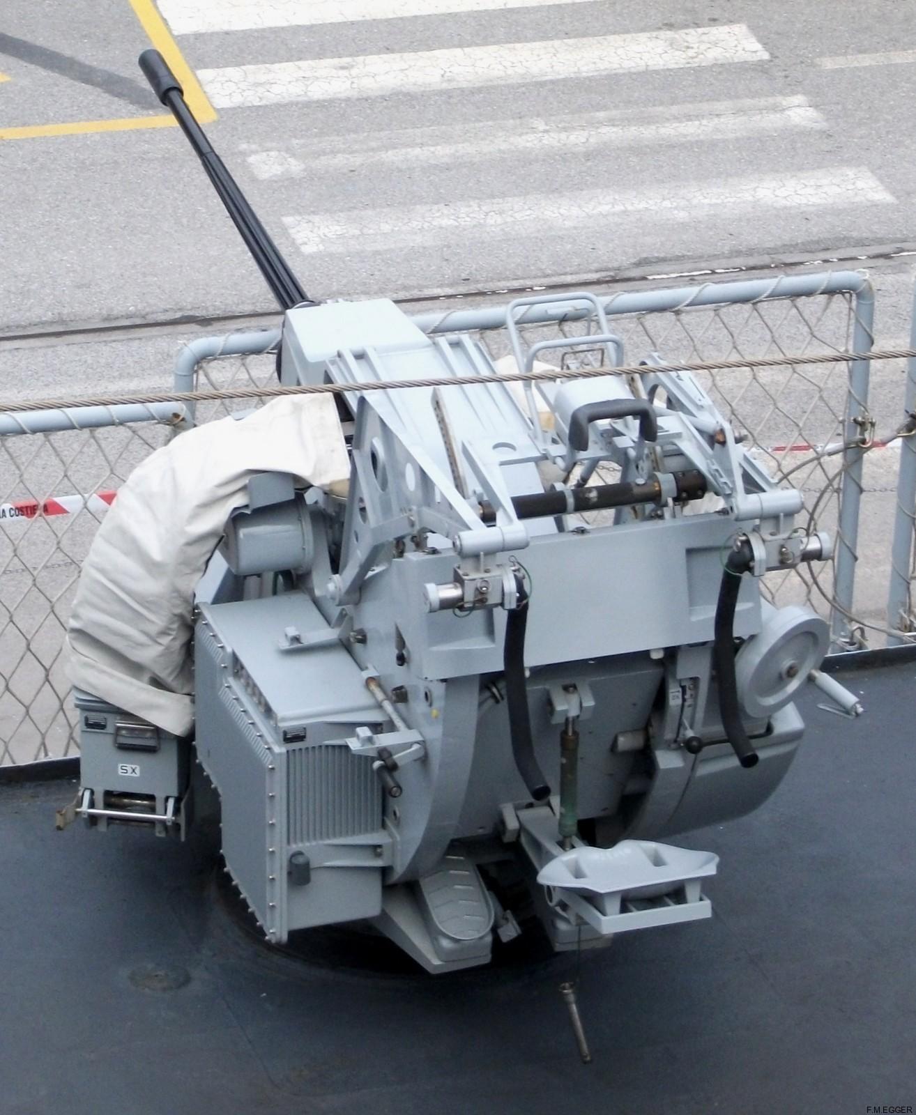 Oto-Melara Breda Oerlikon KBA 25/80 mm machine gun system